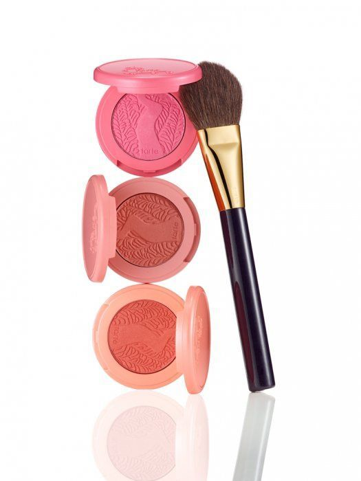 leave her blushing set of 3 deluxe Amazonian clay blushes