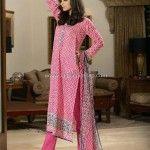 Khaadi Evening Wear Fabrics 2013 for Women