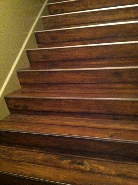 Looking To Use Adura On A Stairway But Not Sure How To Do