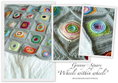 A Swiss Garden: Crochet Love