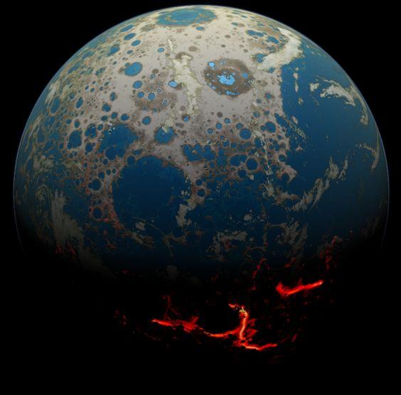 Early Earth - Imone Marchi SwRI