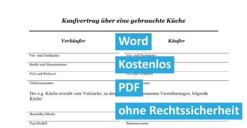 Počet nápadov na tému Kaufvertrag Pdf na Pintereste 17 najlepších - kaufvertrag gebrauchte küche