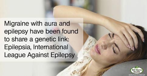 #Migraine with aura and #epilepsy have been found to share a #genetic link. The findings, published in #Epilepsia, found that a strong family history of seizures was associated with higher incidences of migraines with aura. #migraineawareness
