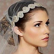 retro diamanten bruid hoofddeksels – EUR € 27.26