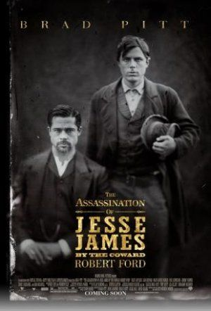 Image result for the assassination of jesse james movie poster