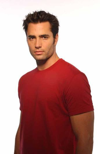 Victor Webster, who played the character Coop/Cupid on the tv series 'Charmed' in the early 'noughties'.