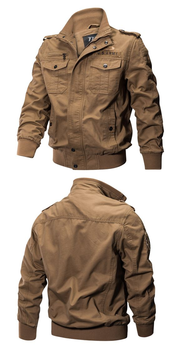 Big Size Military Equipment Jacket Cotton Coat Cool Jackets For Men Tactical Jacket Mens Jackets Casual