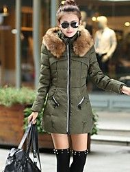 Women's Bodycon/Casual/Party/Work Medium Long Sleeve Long Down & Parka ( Others )(2238493). Get sizzling discounts up to 70% at Light in the box using Coupon and Promo Codes.
