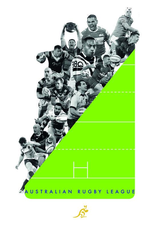 Australian Rugby League /©LSDbro