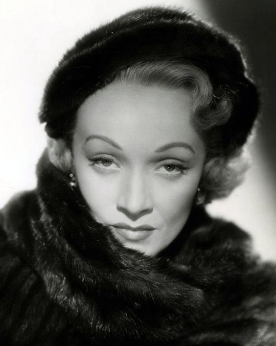 Marlene Dietrich (1951):