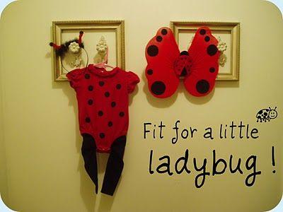 Ladybug costume!