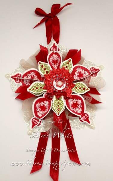 Keep Sake Ornament Set by shargod - Cards and Paper Crafts at Splitcoaststampers