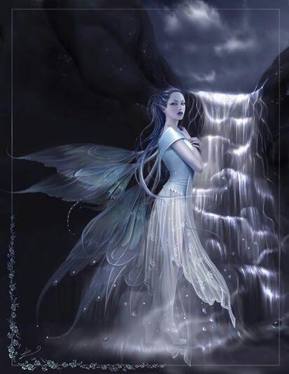 Waterfallfary