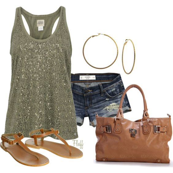 """walk in the park"" by fluffof5 on Polyvore"