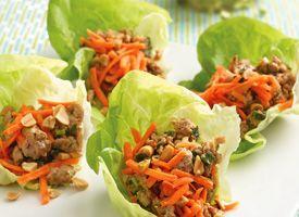 Thai Turkey Lettuce Wraps from Tablespoon (http://punchfork.com/recipe/Thai-Turkey-Lettuce-Wraps-Tablespoon)