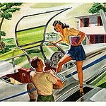 Take Your Private Winged Chariot For A Picnic by paul.malon