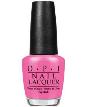 Opi Nail Lacquer, Shorts Story - Shorts Story