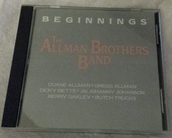 The Allman Brothers Band - Beginnings (CD, BMG, Polydor, AM) Midnight Rider $7.49  FREE SHIPPING!!!!!!!!