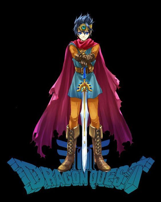 Roto - Dragon Quest Ⅲ