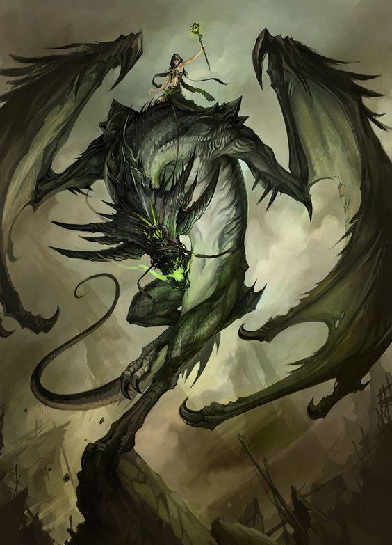 Venomya - Dragão