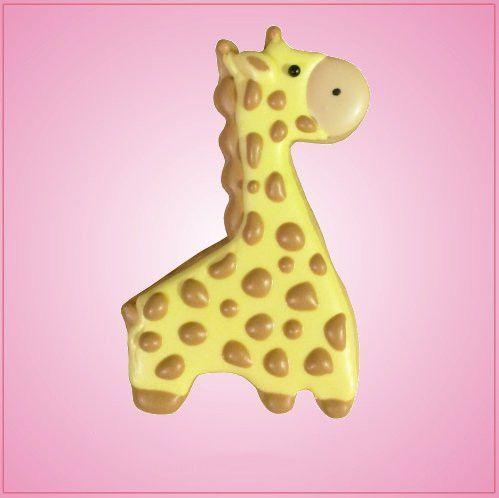 Cute Giraffe Cookie Cutter