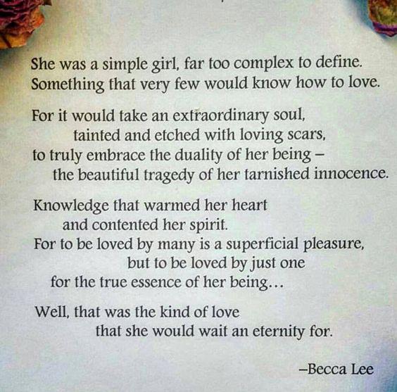 Becca Lee.