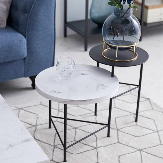 溢れる高級感!LOWYAの大理石&ガラステーブルおすすめ10選!丸型や正方形型もおしゃれ