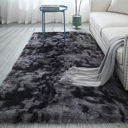 Soft Nursery Rug For Princess Prince Castle Play Modern Abstract Area Rugs Anti Skid Fluffy Rectangular Rug In 2020 Rugs In Living Room Best Carpet Living Room Carpet