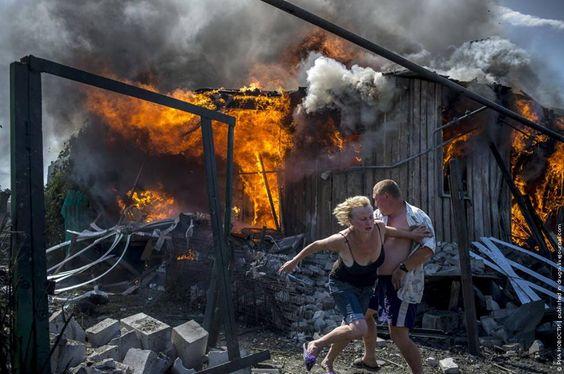 Ucrania vs Rusia
