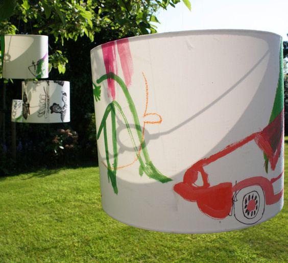 Car Lampshade | INKY Shades  #Lampshade #Ceilinglampshade