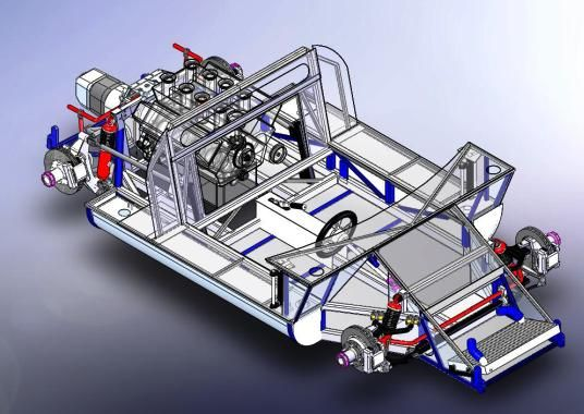 Ford Gt40 Chassis Plans 9 Ford Gt40 Gt40 Ford Gt