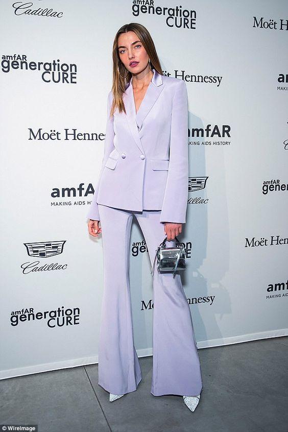 Alina Baikova, Smart Suit