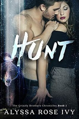 Vampy and Racey Bookblog: Hunt (The Grizzly Brothers Chronicles Book 1)  by ...