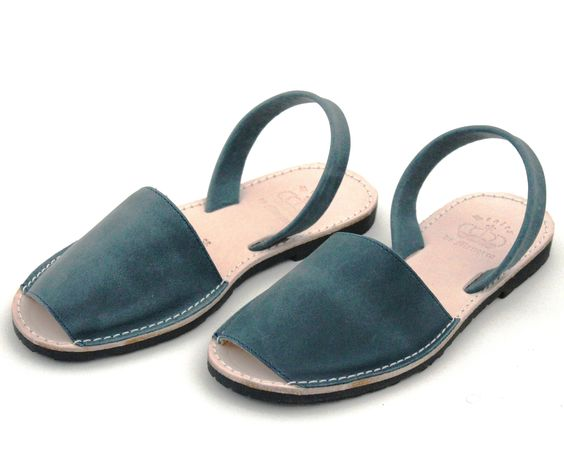 TEXACO ABARCAS MENORQUINAS « Verano Shoes - Sandals