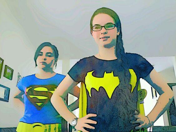 Super sisters!