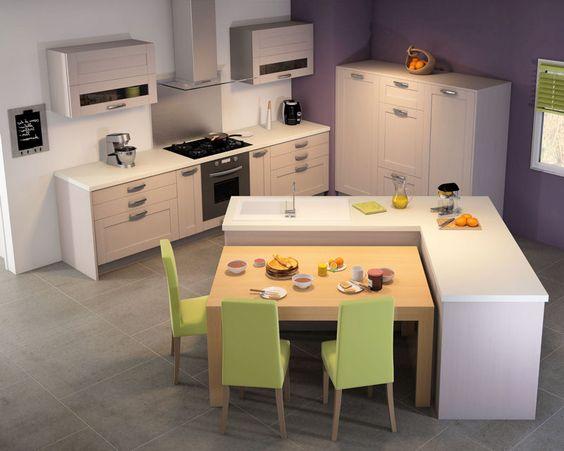Tables Manger Dans Cuisine : Cuisine design and image search on