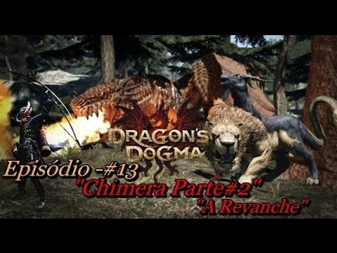 Dragon's Dogma: Dark Arisen - Episódio #13 Parte 2