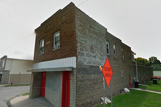 Hells Angels - South Bend Indiana - Current Clubhouse: Current Clubhouse, Biker Clubhouse, Angels 81, Angels South, Photo, Hells Angels, Hell S Angels