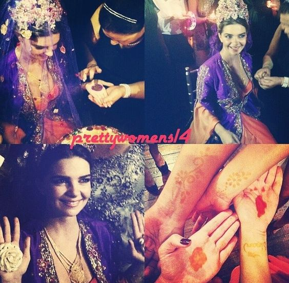 Henna Party Before Wedding : By lalorganizasyon pelin karahan bindalli kaftan