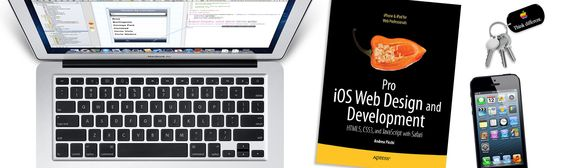 Pro iOS Web Design and Development