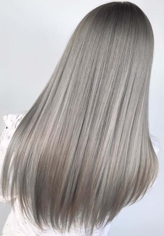 Amazing Long Straight Hairstyle For Women Hair Styles Long Hair