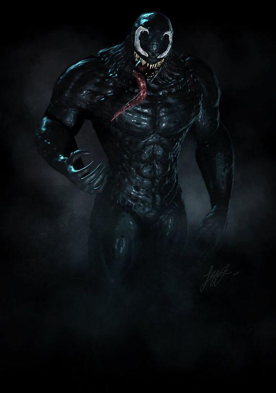 Venom by Jonathan Straughan