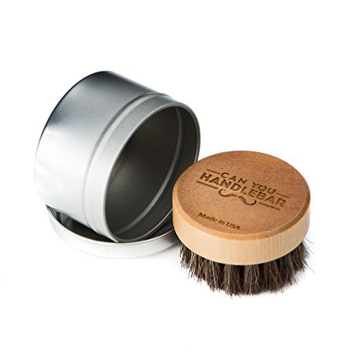 CanYouHandlebar Beard Brush with Travel Case -- Read more reviews of the product by visiting the link on the image.