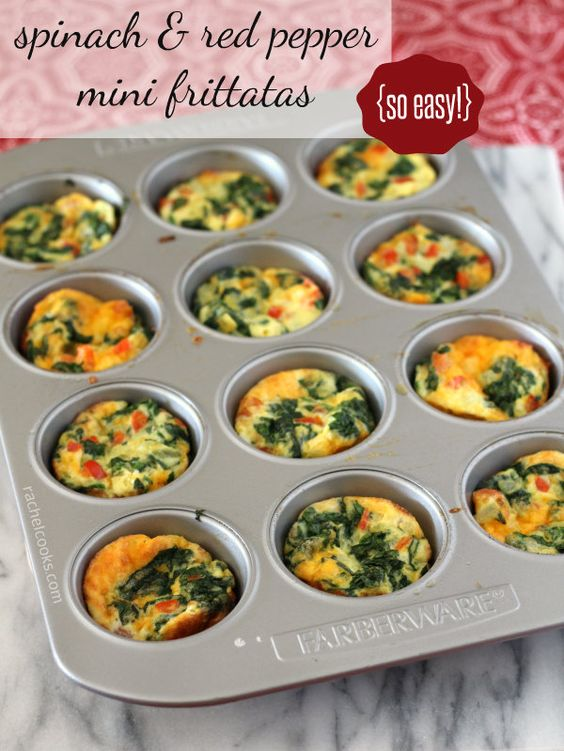 ... red pepper recipes red bell peppers muffins freeze mornings the go