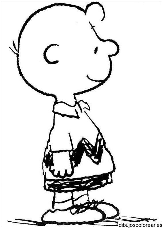 como dibujar a charlie brown - Buscar con Google