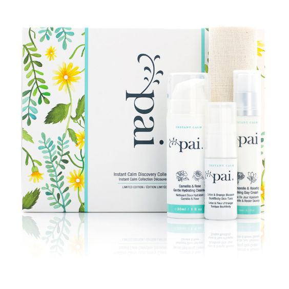 Pai Instant Calm Discovery Collection