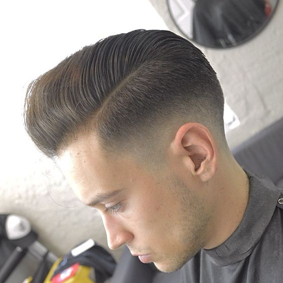 psychobilly hairstyles : Psychobilly Pompadour Haircut haircut . hair styles for men pinterest ...
