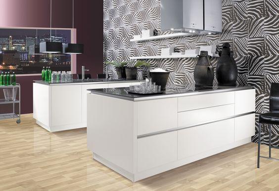 Schröder Küchen | Küche Angebote | Arte ML Bianco, Arte FA Loam | Küchen |  Pinterest | Room And Kitchens