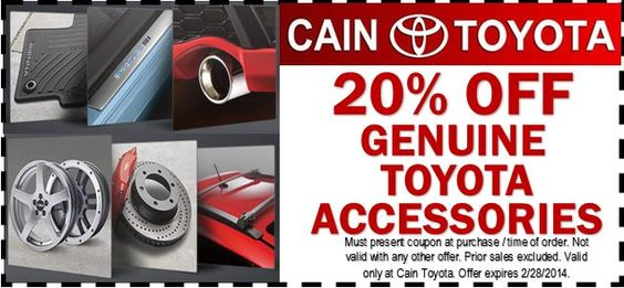 Toyotau0027s Last Chance Clearance Event is going on now through 9\/30 - coupon disclaimers