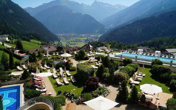Das Stock Resort im Zillertal